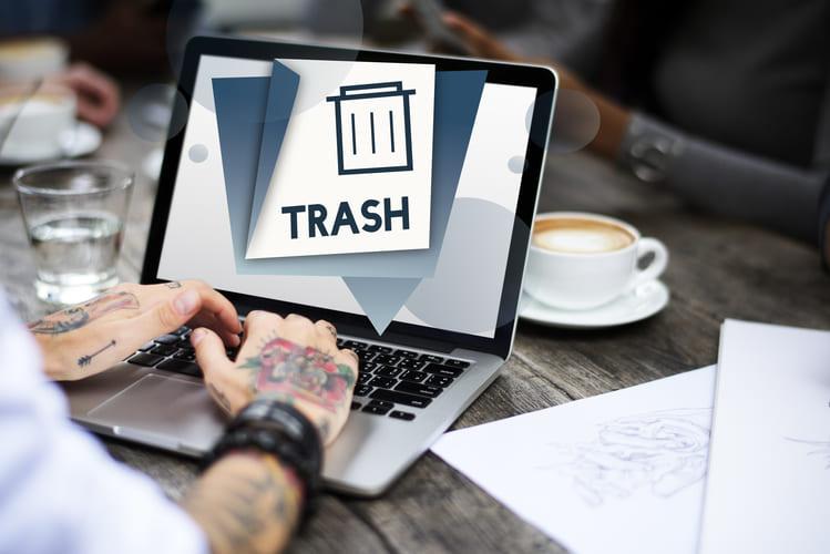 Como recuperar ficheiros apagados da reciclagem? Mantenha a calma e siga nossas dicas